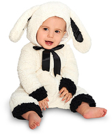 Rubie's Costume Co Black & White Lamb Dress-Up Outfit - Infant & Toddler