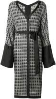 Thomas Wylde Loosestrife kimono