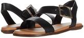 Aerosoles Lewis (Black Leather) Women's Shoes