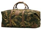 Ghurka Men's Cavalier Iii Duffel Bag - Green