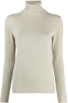 Loro Piana Side-Slit Cashmere Sweater