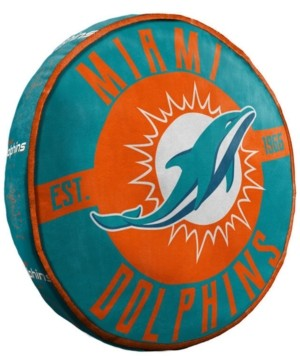 Northwest Company Miami Dolphins 15inch Cloud Pillow