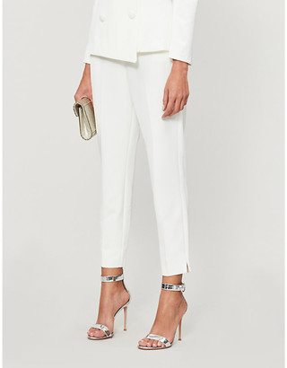 Lavish Alice Tapered stretch-woven trousers