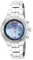 Technomarine Sea Stainless Steel Black Dial 5040.D Quartz Watch, 40mm