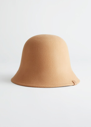 And other stories Wool Felt Bucket Hat