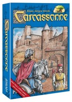 Z-Man Games Carcassonne Second Edition Strategy Game