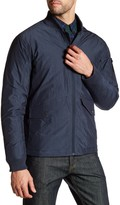 Hawke & Co Solid Bomber Jacket