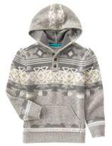 Crazy 8 Geo Sweater Hoodie