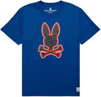 Psycho Bunny Kendal Bunny Graphic Tee