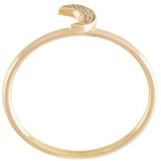 Loquet 'Moon' ring