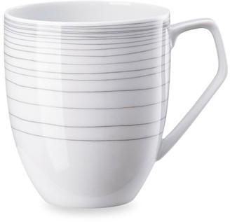 Rosenthal TAC Stripes 2.0 Porcelain Mug