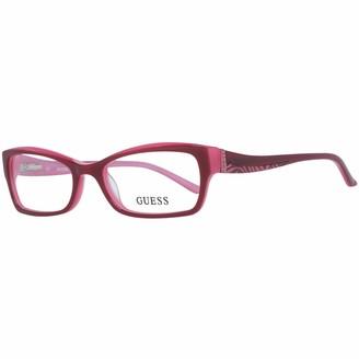 GUESS Women's Brille Gu2261 F18 51 Optical Frames