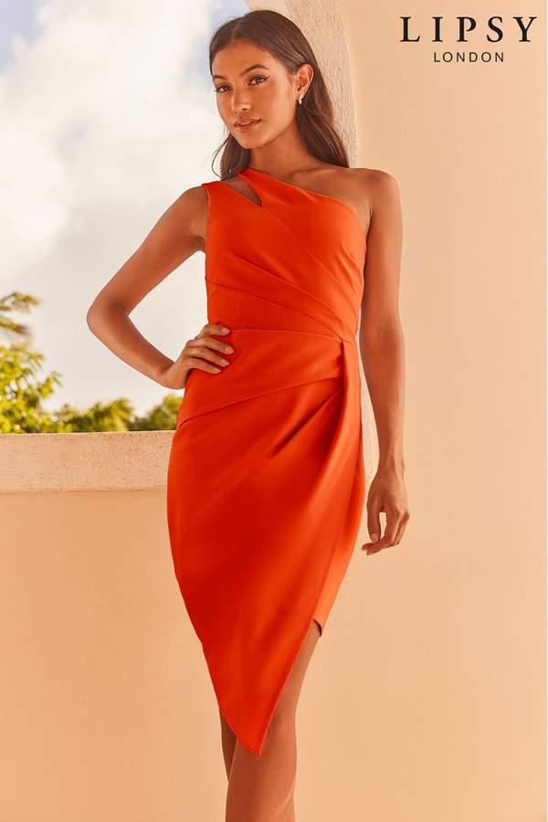 6ca412c4a5 Lipsy Pleated Dress - ShopStyle UK