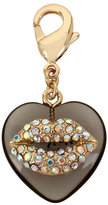 Betsey Johnson Charming Betsey Exclusive Heart Lips