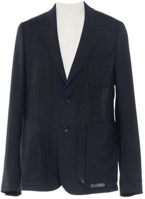 Louis Vuitton Black Wool Jackets
