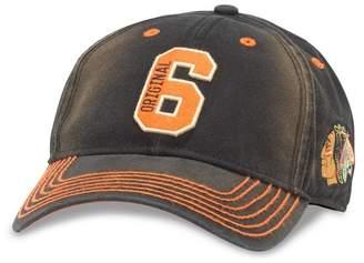 American Needle NHL Original 6 Chicago Blackhawks Baseball Cap