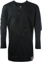 Nike tiger patch top
