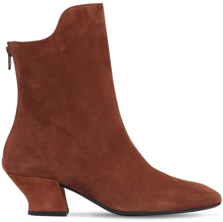 Dorateymur 50mm Han Suede Ankle Boots