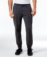 Armani Exchange Men's Pleated Jogger Trousers