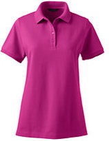 Classic Women's Tall Pique Polo Shirt-Blackberry Paisley