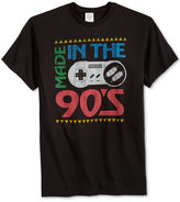 Fifth Sun Men's Nineties Nintendo Graphic Print T-Shirt