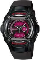 Casio Men's G-Shock G550FB-1A4 Rubber Quartz Watch with Dial
