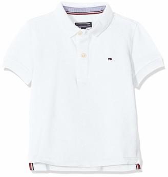 Tommy Hilfiger Boy's Tommy Polo S/s Shirt
