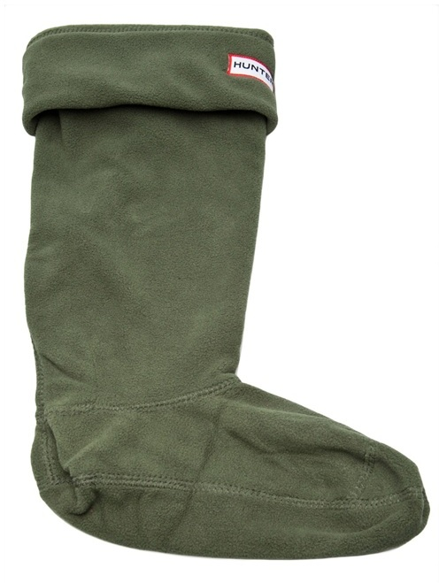 Hunter Fleece Welly Sock