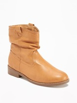 Old Navy Western Booties for Girls