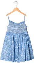 Rachel Riley Girls' Floral Sleeveless Dress