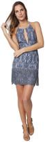 Saylor Julie Dress Blue