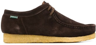 Sebago Koala suede lace-up shoes