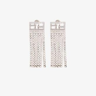 Fendi FF tassel earrings