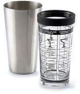 Outset Boston Stainless Steel Recipe Shaker