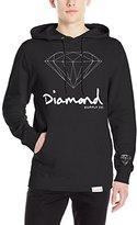 Diamond Supply Co. Men'sOg Script Brilliant Pullover Hoodie