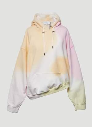 Collina Strada Sunset Tie Dye Hooded Sweatshirt