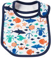 Carter's Baby Boy Ocean Print Bib