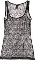 DSQUARED2 lace vest top