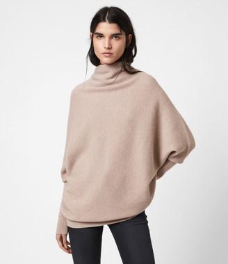 AllSaints Ridley Cashmere Sweater