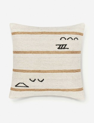Lulu & Georgia Iconic Stripe Pillow By Sarah Sherman Samuel