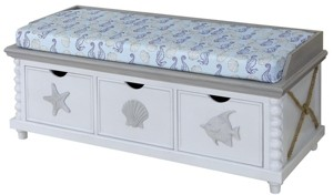 Stylecraft Montauk Storage Bench