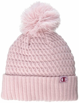 Champion Women's Pattern Pom Beanie