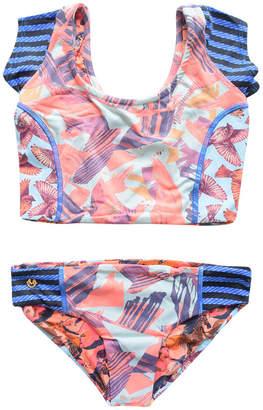 Maaji Bird Print Bikini Set
