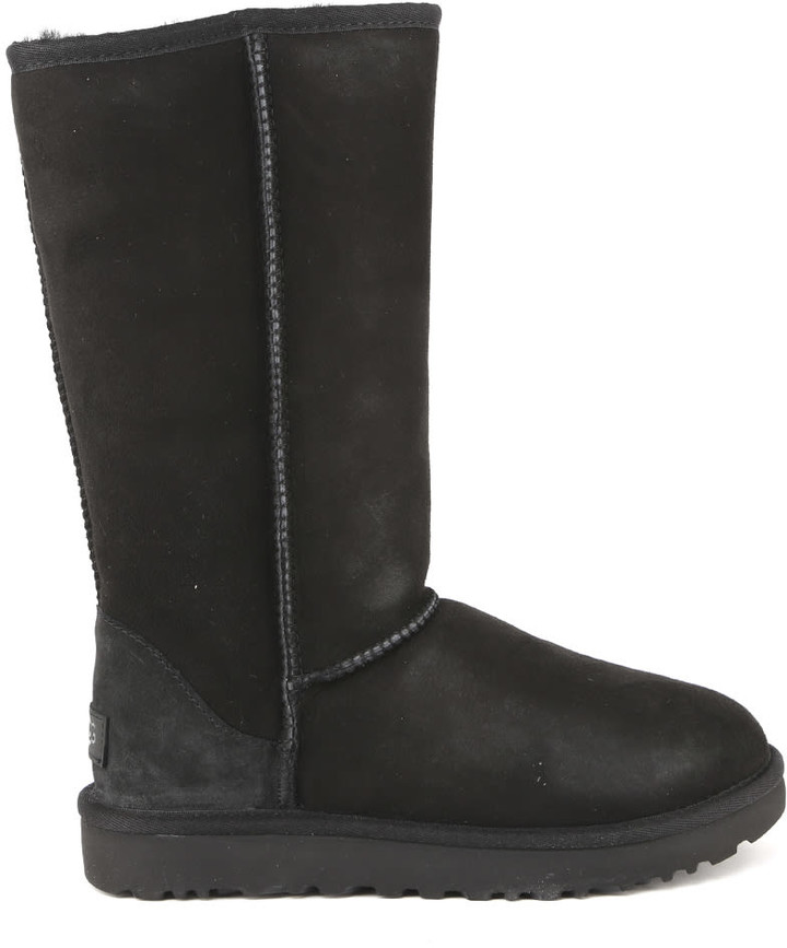 Uggs Tall Leather Boot | Shop the world