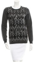 Gryphon Embellished Sweater
