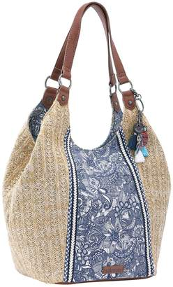 The Sak Sakroots Roma Shopper Handbag