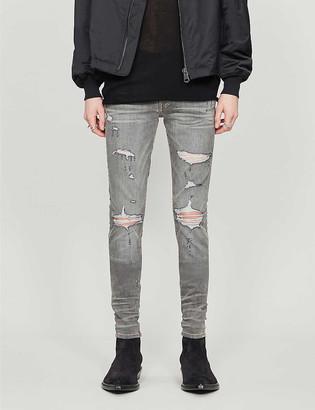 Amiri Thrasher skinny stretch-denim jeans