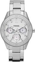 Fossil Women's Stella Stainless Steel Bracelet Watch 37mm ES3098