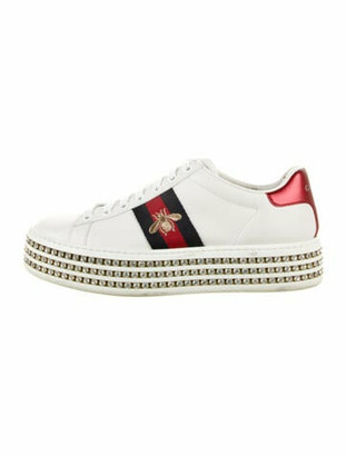 Gucci Platform Sneaker | Shop the world