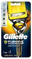 Gillette Fusion® ProShield Men's Razor With FlexBall® Handle and 1 Razor Blade Refill - 1 ct